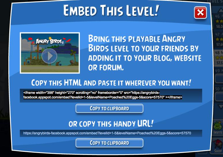 Angry Birds en Nuestro Blog La Teoria del Bit