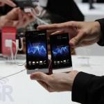 Sony presenta Xperia U y Xperia P