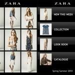 Zara estrena app para Dispositivos Samsung