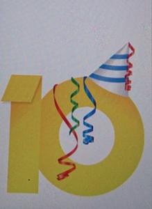 Google AdSense celebra 10 años