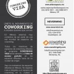 #CoworkingVisaMX la oportunidad de trabajar en cualquier lugar.