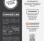 #CoworkingVisaMX
