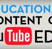 Google presenta YouTube Edu un canal enfocado a la educación totalmente en Español.