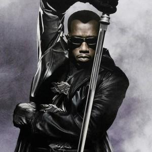 """Wesley Snipes interpretaría de nueva cuenta al caza vampiros de Marvel Comics """"Blade""""."""