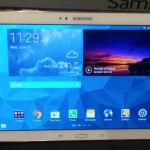 """Samsung presenta su nueva Tablet """"GALAXY Tab S""""."""