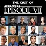 Fotos, vídeos y más de Star Wars VII (Spoilers)