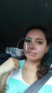 Selfie con un LGG3