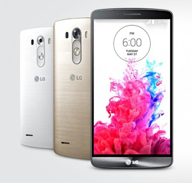 Nuevo LG G3.