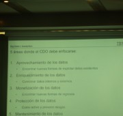 5 premisas del CDO