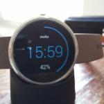 Motorola Moto 360: ¡Mejor que el AXE de Chocolate!