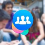 Grupos, la nueva aplicación de Facebook.