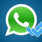 Desactiva las palomas azules de WhatsApp.