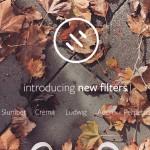 Los nuevos filtros de Instagram
