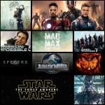 10 Películas para 2015