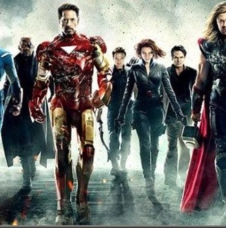 Segundo trailer de Avengers age of ultron