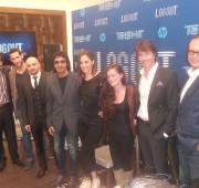 Logout es protagonizada por Darío Ripoll, Laura Montijano, Alan Alarcón, Lili Gorett y Natalia Téllez