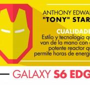 Smartphone Ironman