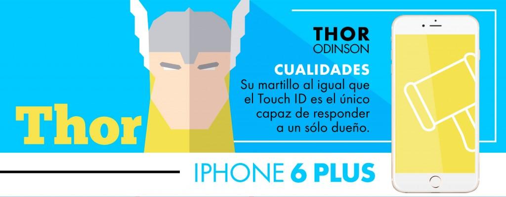 Smartphon Thor