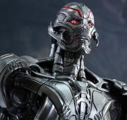 Así luce Ultron en la nueva película de los Avengers.