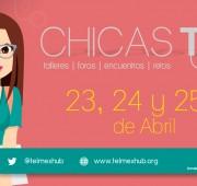 Día Internacional de las Chicas en las TICs 2015