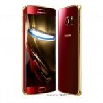 Galaxy S6 versión Iron Man