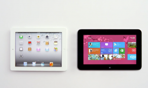 iPad vs Windows Tablets
